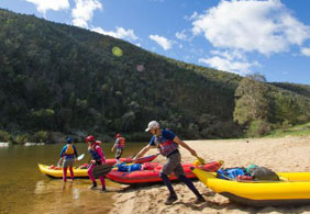 Snowy River Rafting